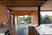 Chappaquiddick house kitchen and breakfast room.