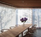 Chappaquiddick house dining room.