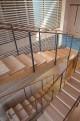 Chappaquiddick house main stair.
